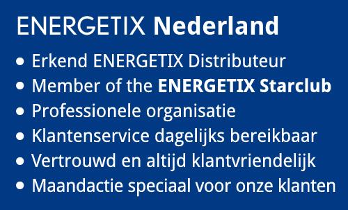 ENERGETIX Sieraden en Accessoires koopt u veilig en vertrouwd bij ENERGETIX Nederland. Klantenservice van ENERGETIX Nederland is dagelijks telefonisch tot 22:00 uur bereikbaar op 010 - 52 203 78. Iedere maand een nieuwe ENERGETIX Actie voor Klanten