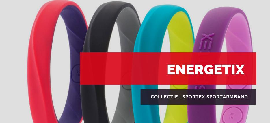 Afbeelding van de ENERGETIX SportEX Sportarmbanden