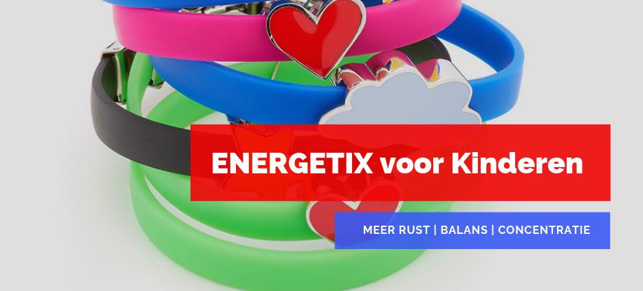 Afbeelding van ENERGETIX Armbanden met magneetschuifjes voor Kinderen