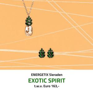 ENERGETIX Maandactie Exotic Spirit - ENERGETIX Nederland