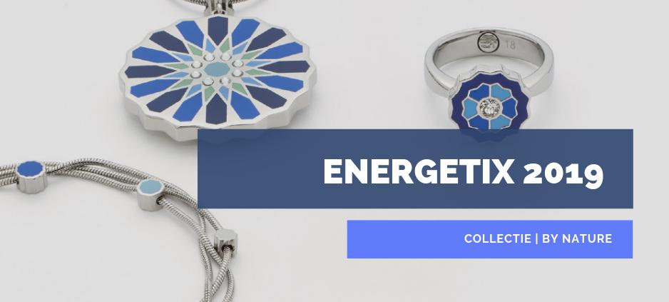 Afbeelding van ENERGETIX Sieraden uit de ENERGETIX Collectie By Nature | ENERGETIX Collectie 2019