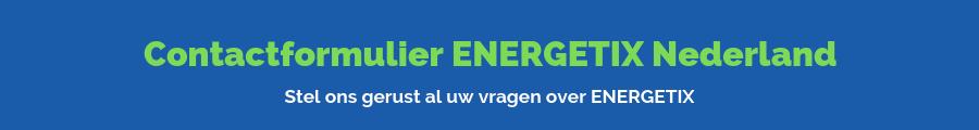 Contactformulier ENERGETIX Sieraden | ENERGETIX Nederland
