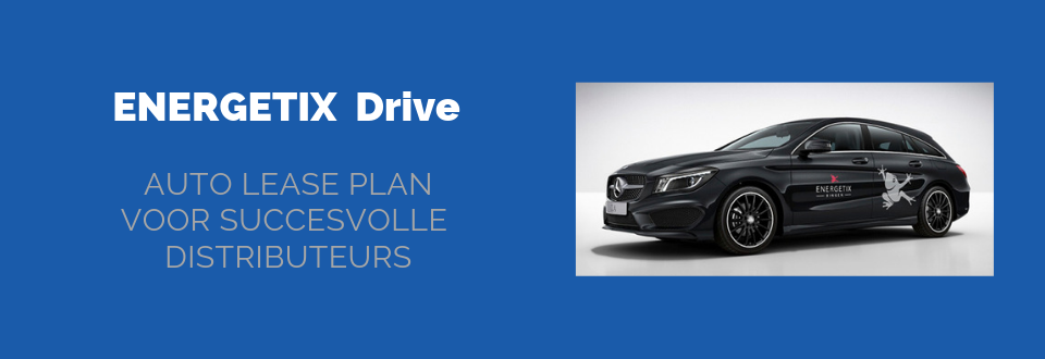 ENERGETIX Drive | ENERGETIX Auto Lease Plan