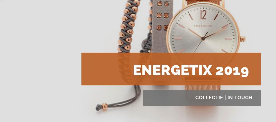 Afbeelding van een ENERGETIX Horloge met bijpassende magneetarmbanden uit de Collectie ENERGETIX In Touch | ENERGETIX Sieraden Collectie 2019