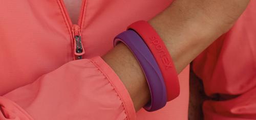 Afbeelding van ENERGETIX Sportex armbanden. Nieuwe collectie waterdichte siliconen ENERGETIX Sportex Sportarmbanden