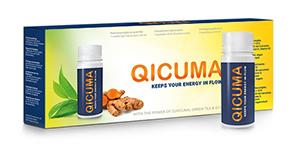 ENERGETIX QICUMA Voedingssupplement | Uw dagelijkse portie ENERGIE