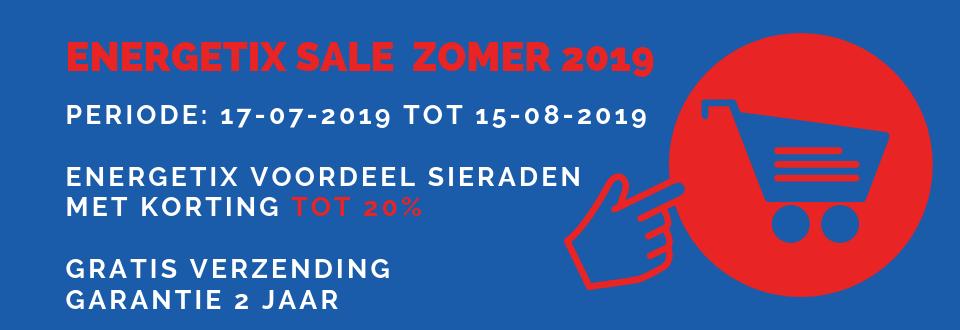 ENERGETIX SALE Zomer 2019 | ENERGETIX Nederland