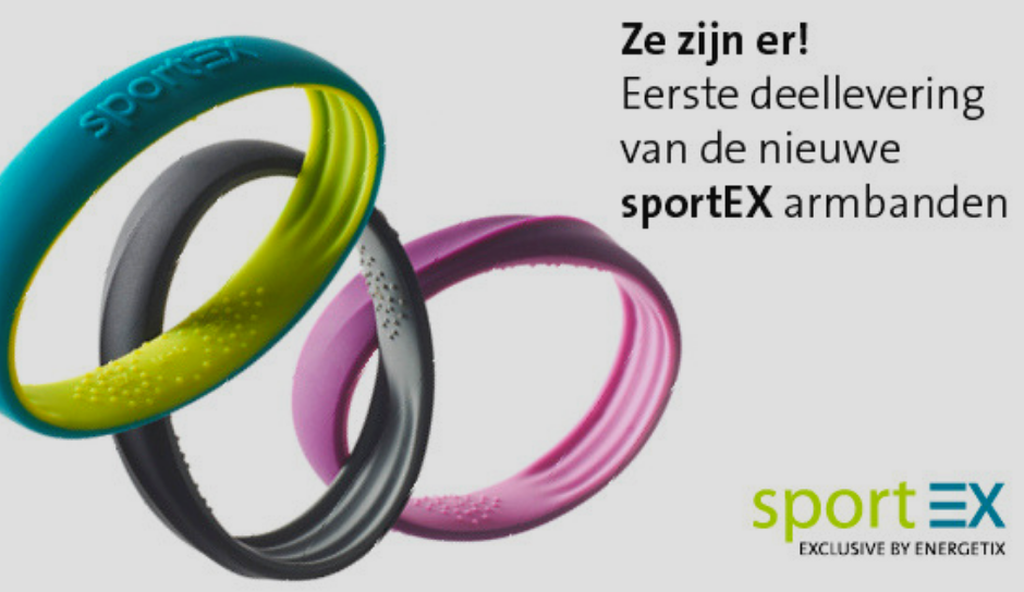 Nieuwe generatie ENERGETIX SportEX | ENERGETIX Nederland