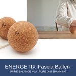 ENERGETIX Fascia Ballen van Kurk met magneet