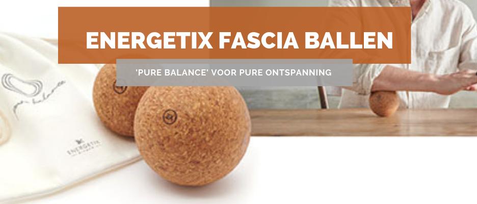 ENERGETIX Fascia Ballen | ENERGETIX Massage